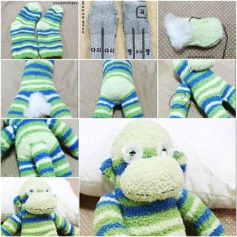 diy crafts with socks diy sock monkey terry gt http