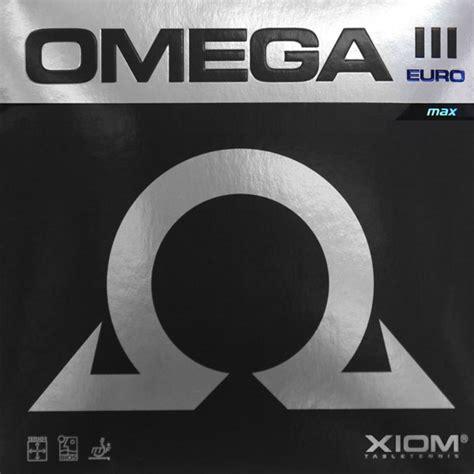 Karet Xiom Omega 3