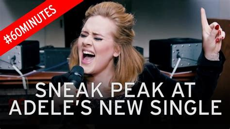 Shes Racked by Adele Admits She S Racked With Guilt Every Time She Has To Leave Mirror