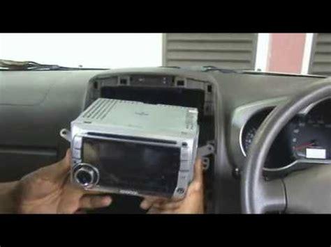 Daihatsu Ayla Peredam Suara Akustik 4 Pintu terios 01 pemasangan tweeter speaker 6 di tiap pintu