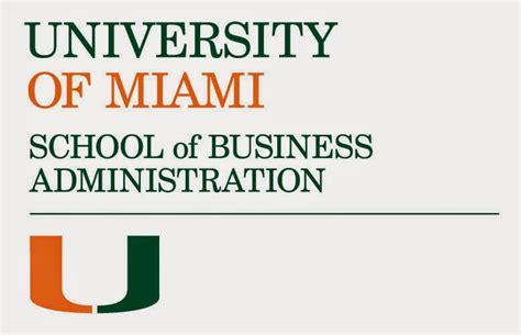 Of Miami Mba Admission Statistics by La Universidad De Miami Lanza Un Programa De Mba Ejecutivo