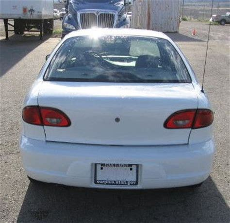 2001 Cavalier 4 Door by Sell Used 128279 2001 Chevrolet Cavalier Base Sedan 4 Door