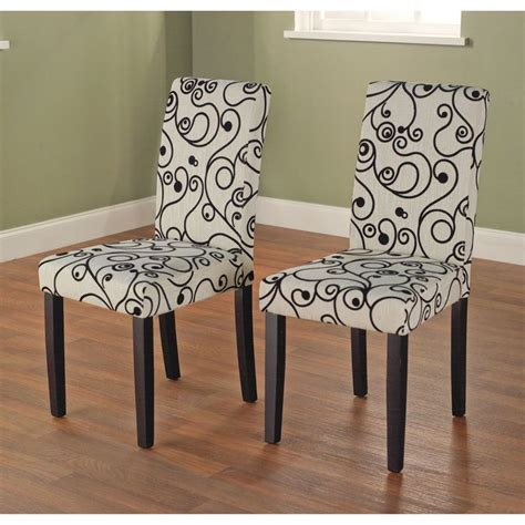 white fabric dining room chairs 17 best images about parsons chairs on pinterest custom
