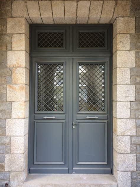 portes bel m porte d entr 233 e bel m r 233 alis 233 e 224 auray aluminium56
