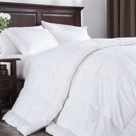 Comforter Duvet Insert by Puredown Alternative Comforter Duvet Insert Reviews Wayfair