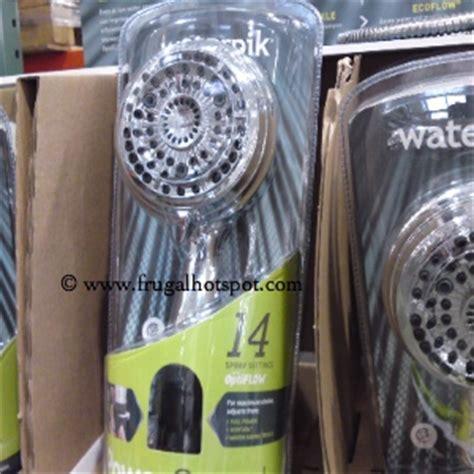 Costco Waterpik Shower by Costco Deal Waterpik Power Spray Hybrid Shower 20