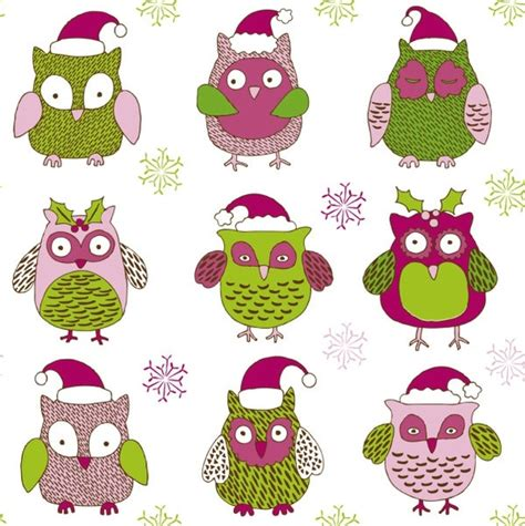vector owl tutorial vintage christmas wallpaper pattern free vector download