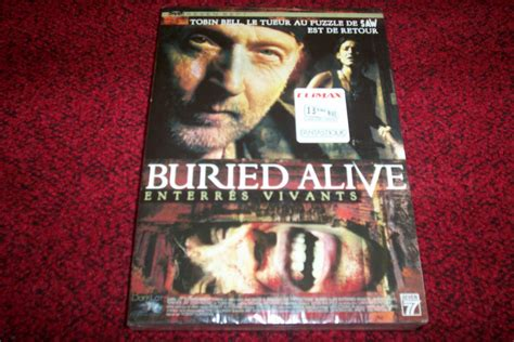 film horreur version francais dvd bured alive film d horreur luckyfind