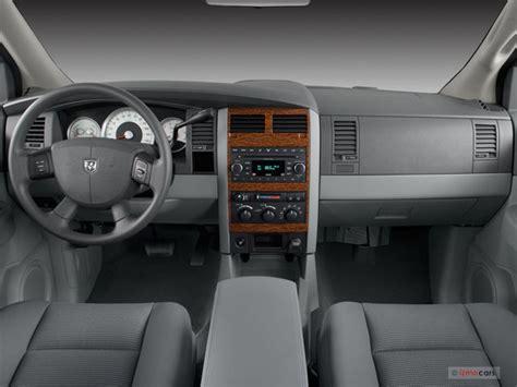 2008 Dodge Durango Pictures: Dashboard   U.S. News & World