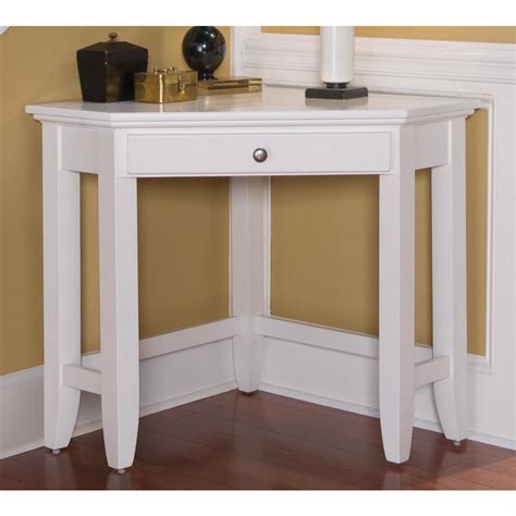 Corner Desk For Room by Home Styles The Naples Corner Desk Table 183839