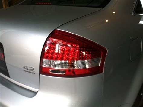 audi a6 c5 lights all led light replacement for 2006 a6 c6 do they