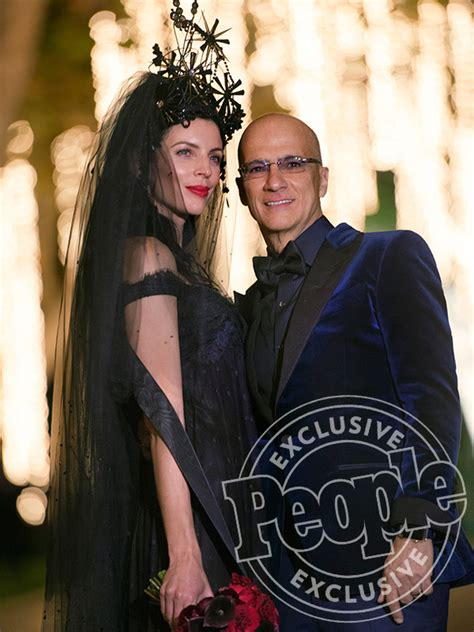 liberty ross jimmy iovine model liberty ross wears vintage black wedding gown and