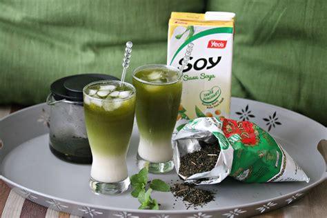 Teh Hijau Terbaik soya teh hijau yeo s resepi terbaik