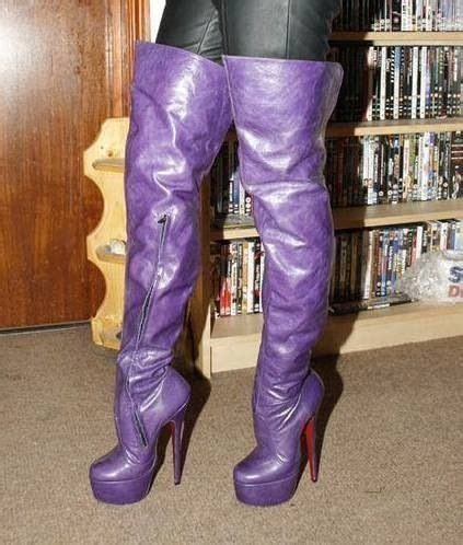 colorful thigh high boots colorful thigh high boots thigh high purple boots
