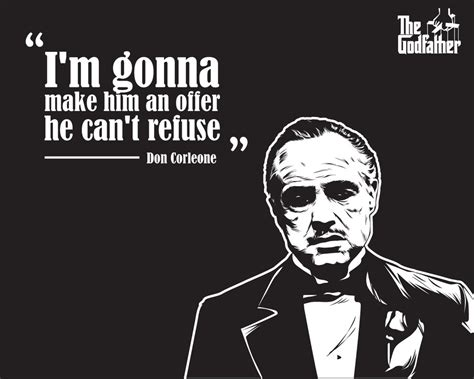 godfather quotes the godfather don corleone quotes quotesgram