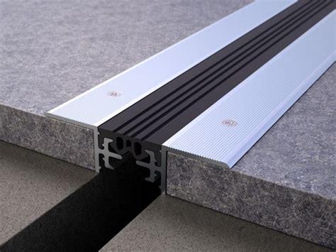 giunti pavimenti giunto per pavimento in alluminio novojunta pro 174 non