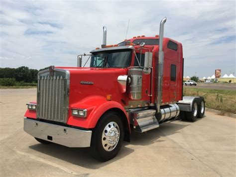 kenworth trucks for sale in texas kenworth w900l conventional trucks in texas for sale 122