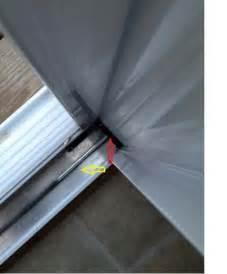 How To Fix A Patio Door Leaking Sliding Glass Door Doityourself Com Community Forums