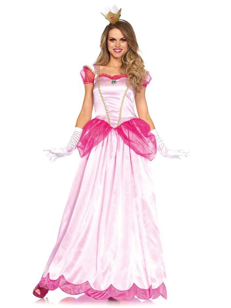 Dress 20136 Classic classic peachy pink princess costume 85461 fancy