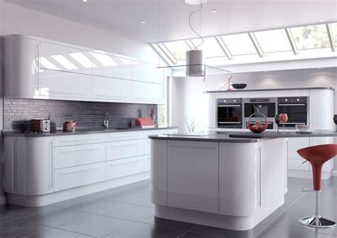 White Gloss Kitchen   Your Kitchen Broker
