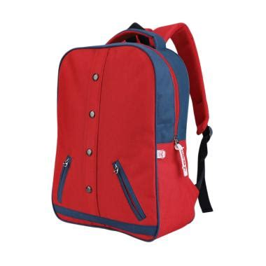 Catenzo Tas Ransel Pria Merah jual catenzo junior tas ransel punggung gendong sekolah