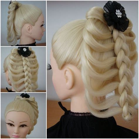 hair plait with chopstick 351 best images about hair art on pinterest
