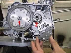 clutch counter gear set 17t 50cc 110cc engines