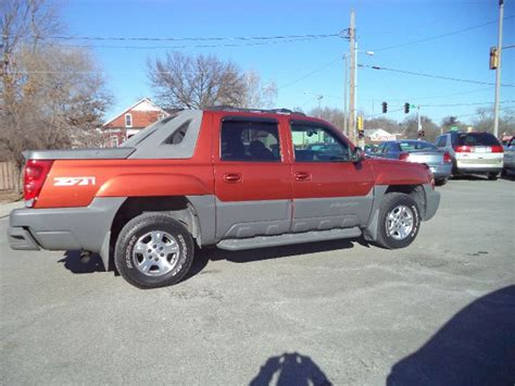 conway motors streamwood 2002 chevrolet avalanche