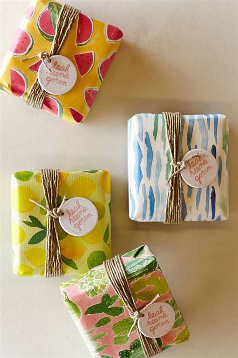 Handmade Wrapping Paper Ideas - 25 best ideas about handmade soap packaging on