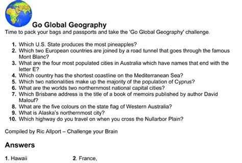 quiz questions nz geography auspac media the feature people