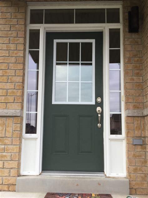 Glass Insert For Door Transformation Tuesday Door Glass Inserts Zabitat