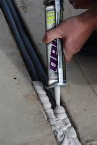 Patio Joint Filler Slab 174 By Sashco Concrete Repair Caulk