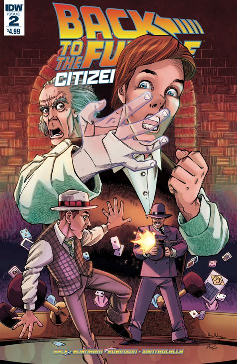 Back To The Future Citizen Brown by Apr160534 Back To The Future Citizen Brown 2 Of 5