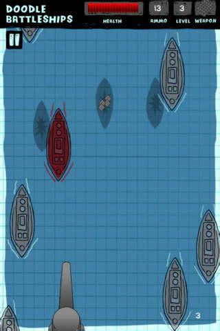 battlecruiser doodle doodle battleships free shooting warship adventure