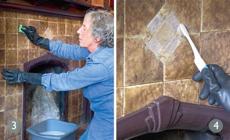 how to clean a fireplace period living