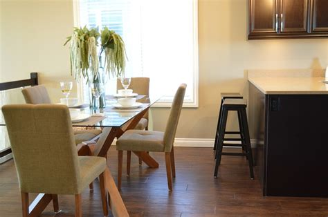 Cheap Dining Room Flooring Frugal Flooring For A Tough Economy