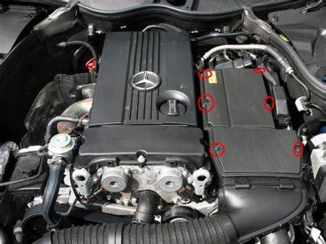 Zylinderkopfdichtung Audi A6 Kosten by Motor M271 Luftfilter Wechseln Beim W203 Mercedes C