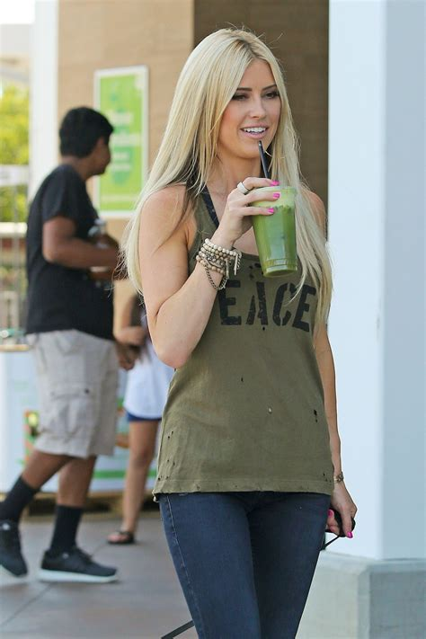 christina el moussa christina el moussa out with her dog in orange county 07