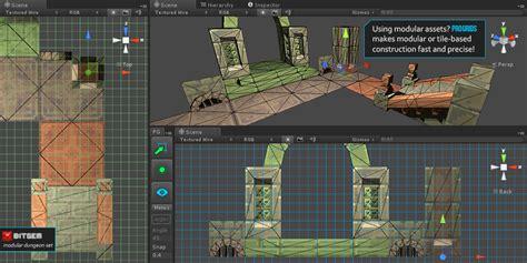 design house unity 3d progrids protools for unity 3d
