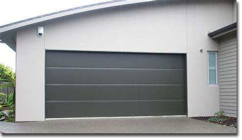 flat panel garage door search redo