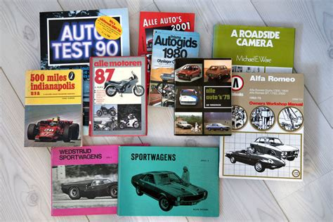 auctioned to the biker books 10 pieces car and motorcycle books catawiki