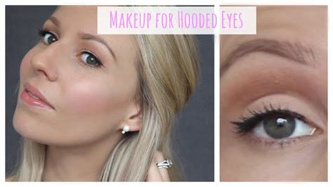 makeup tutorial natural look youtube everyday makeup tutorial for hooded eyes natural makeup