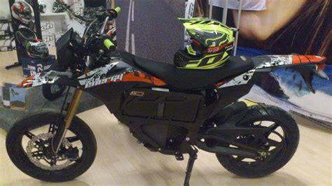 Elektromotorrad Zero X by Zero Motorcycles Motorrad Fotos Motorrad Bilder