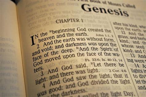 genesis chapter 1 4 genesis chapter one stock photo image 54128375