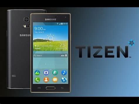 themes for samsung z3 tizen samsung z3 with tizen os youtube
