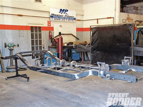 Fab Site Dvfprojectscom by 1951 Ford Chassis Fabrication Rod Network