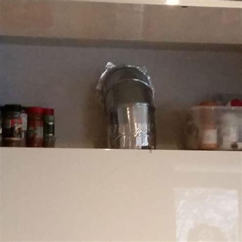 cabinet vent installation kitchen range installation