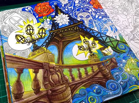 the magical city magical 17 best images about peta hewitt colouring tutorials on