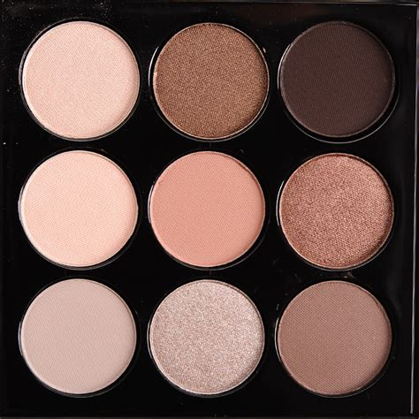 Mac Pallete mac macnificent eyeshadow palette review photos swatches