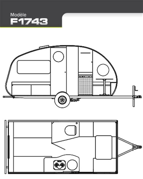 teardrop trailer floor plans starling travel 187 loaded and light i don t think that